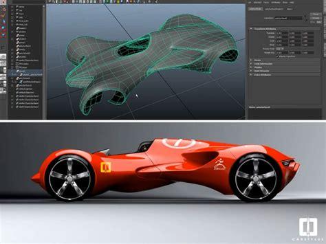 Zbrush Tutorial Car | resurfacing a zbrush concept car model concept cars