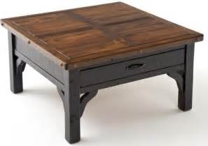Made Coffee Tables Handmade Coffee Table Traditional Coffee Tables By