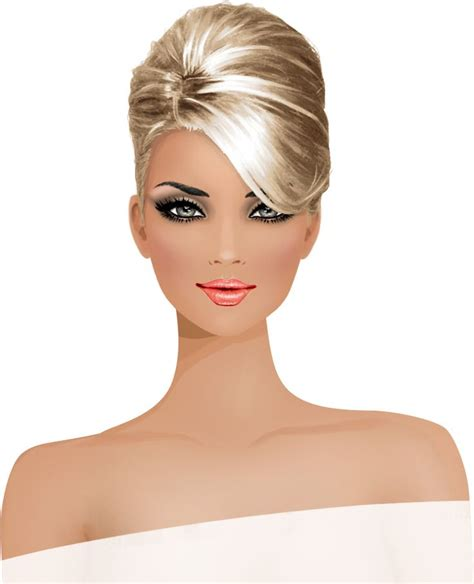 covet game hair styles 1000 images about miss covet makeovers glooart on