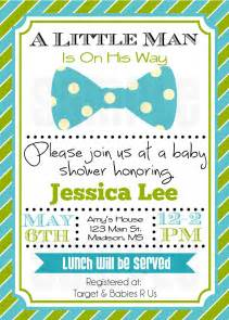 baby shower invitation baby boy by punkydoodlekids