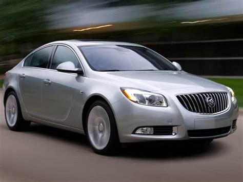 2012 buick regal pricing ratings reviews kelley blue book
