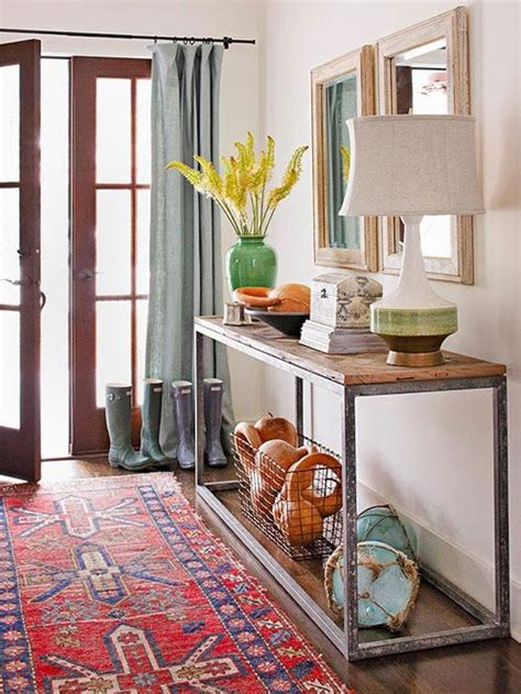 entryway rug ideas formula for a fabulous foyer oriental rugs console