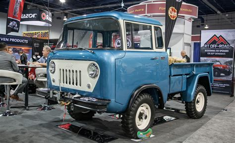 jeep forward control sema cool trucks page 557 adventure rider