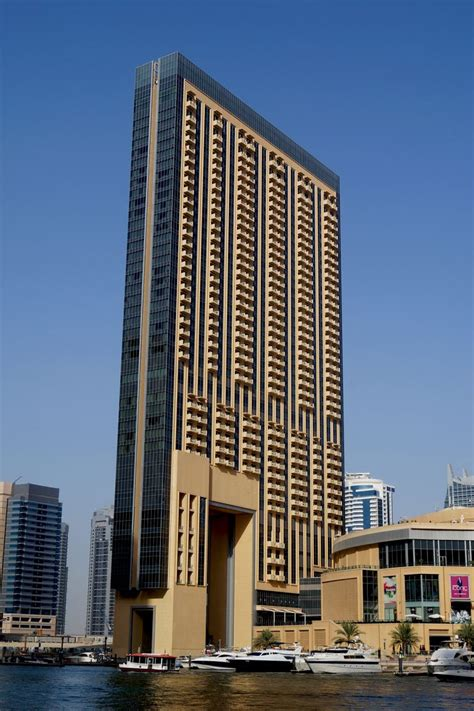 Dubai Address Finder The Address Dubai Marina Guide Propsearch Dubai