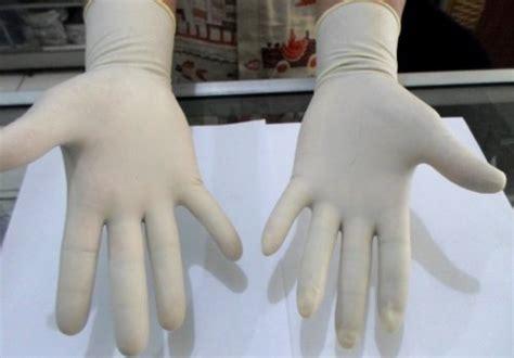 Sarung Tangan Medis handscoon sarung tangan medis tokoalkes tokoalkes