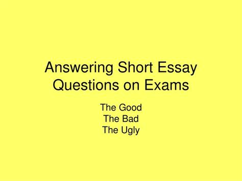Answering College Application Essay Questions College Essays College Application Essays Essays On Examination
