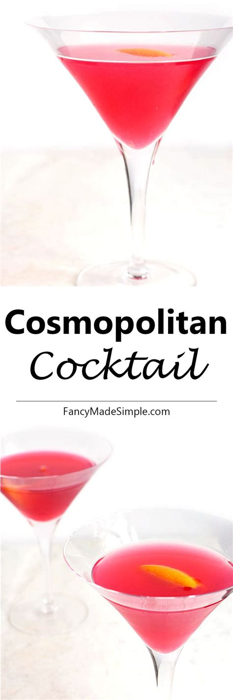 pink cosmopolitan drink 25 best ideas about cosmopolitan cocktails on pinterest
