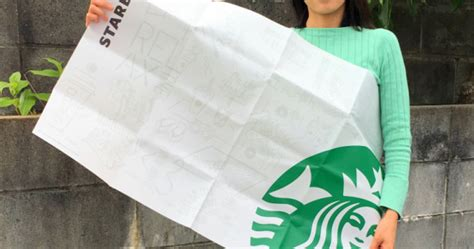 Fancy A Hdtv To Go Along With Your Snack by Fancy A Stylish Starbucks Picnic Sheet To Go Along With