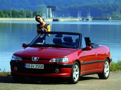 peugeot 306 convertible peugeot 306 cabriolet 1997 mad 4 wheels