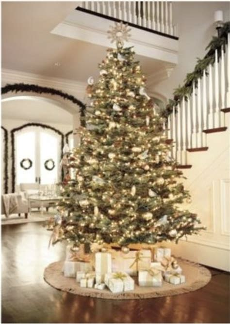 white and gold christmas tree decorations 1000 images