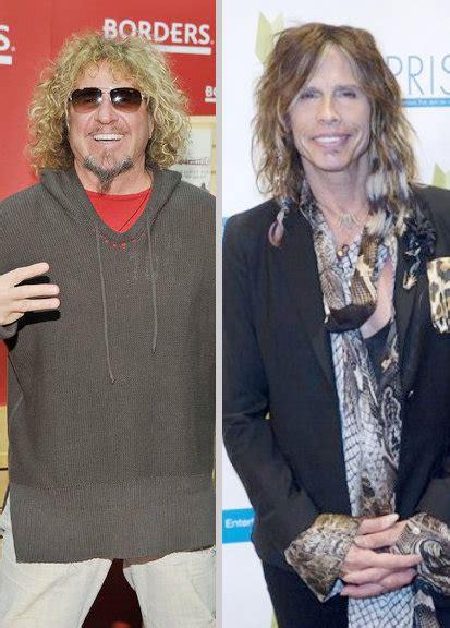 Kaos Aerosmith 10 sammy hagar pernah diminta aerosmith untuk gantikan steven