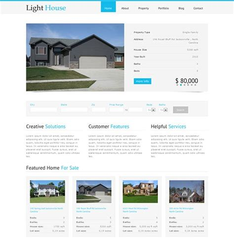 wordpress search layout 20 best 20 of the best real estate wordpress themes images