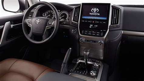 land cruiser interior 2018 toyota land cruiser review interior exterior