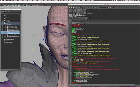 tutorial python maya using python in maya to create an auto rig tool lesterbanks