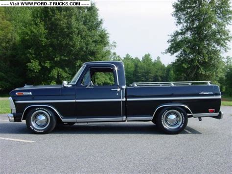 Bed Rails For Trucks by Vintage Accessory Bed Rails Ford Truck