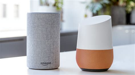 amazon echo vs google home how the smart speakers compare amazon echo vs google home which voice controlled