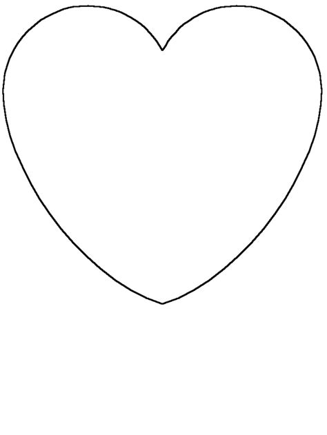coloring page of a heart valentine s day coloring pages coloring lab