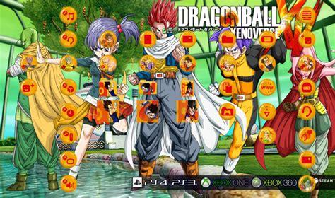 dragon ball xenoverse wallpaper ps3 ps3 anime themes