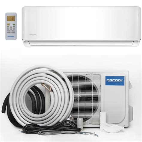 ductless mini split air conditioner mrcool advantage 12 000 btu 1 ton ductless mini split air