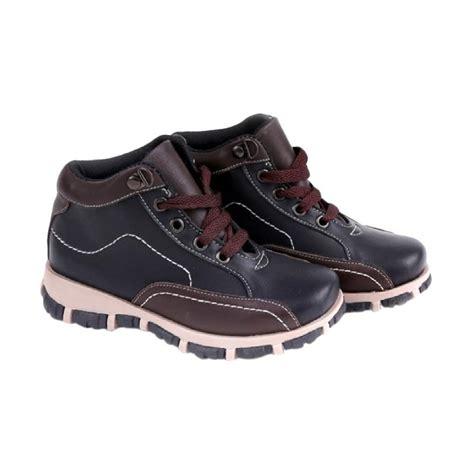 Sepatu Anak Ct Hitam jual garucci 914 sepatu anak laki hitam harga kualitas terjamin blibli