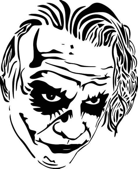 joker svgepspngjpgclipartsprintable silhouette