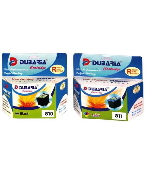 Canon 810 N 811 1 dubaria 810 811 for canon 810 and canon 811 ink cartridge buy dubaria 810 811 for canon