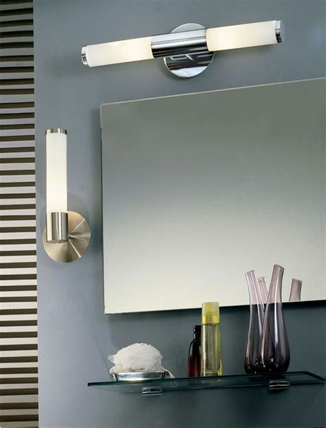 Chrome Dining Room Chairs by Eglo Palmera Chrome Wall Sconce Collection Contemporary