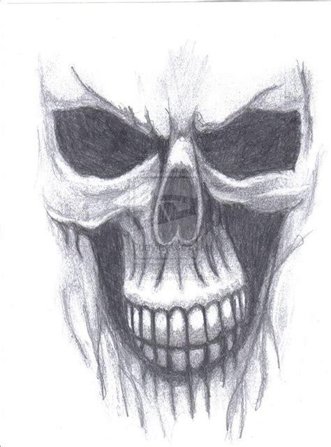 skull tattoos drawings skull drawings ghost skull by duskeyes on deviantart