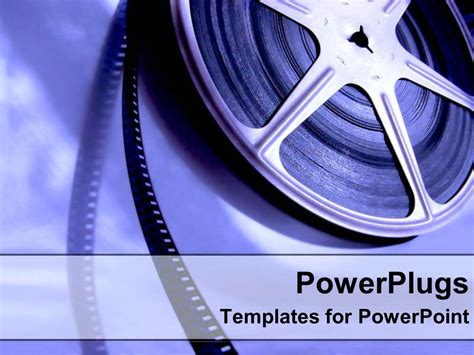 powerpoint themes movie powerpoint template old fashioned movie film industry