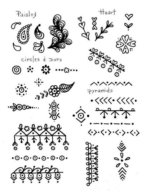 how to make doodle for beginners 25 best ideas about easy doodles drawings on