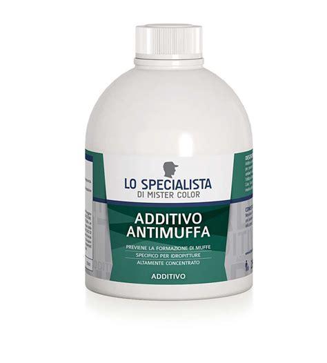 vernici antimuffa per interni additivo antimuffa 250 ml