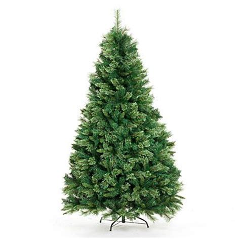 6 5 artificial christmas tree deluxe cashmere mix at big