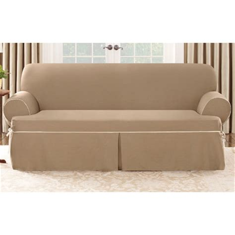 3 Cushion Sofa Slipcover Smalltowndjs Com Slipcovers For 3 Cushion Sofa