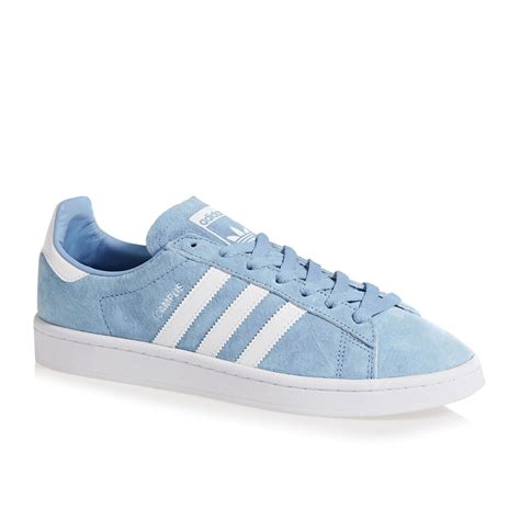 Sepatu Sneakers Adidas Originals Cus Blue White adidas originals cus shoes ash blue white white free delivery