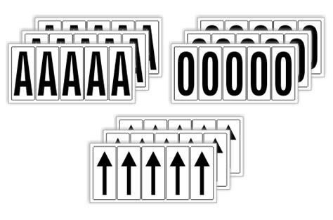 Buchstaben Aufkleber Wei by Buchstaben Aufkleber Zahlen Aufkleber Wei 223 70 Mm Hoch