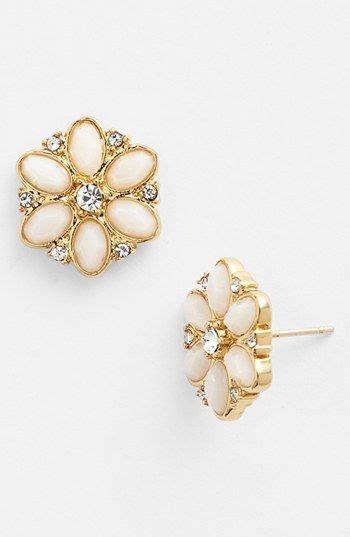 kate spade floral fete stud earrings nordstrom 58 00