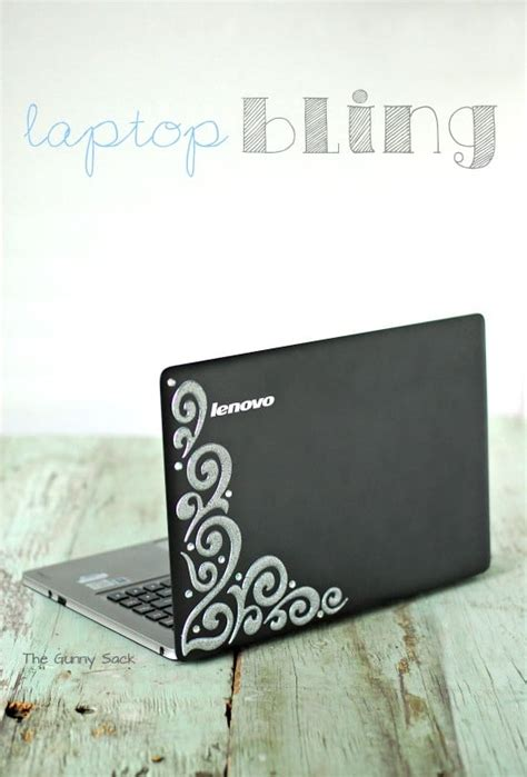 Decorate Laptop by How To Decorate A Laptop With Bling