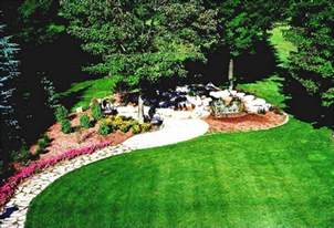 Landscaping Design Ideas For Backyard Gorgeous Large Front Yard Landscaping Backyard Landscape Design Ideas Best Easy Garden Landscaoing