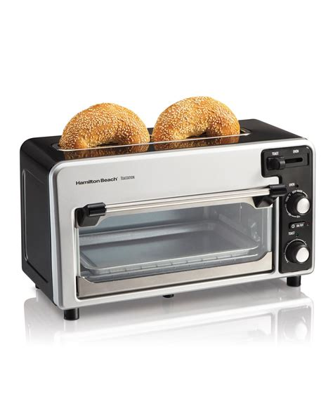 toaster oven hamilton 22720 toastation toaster oven kitchen dining