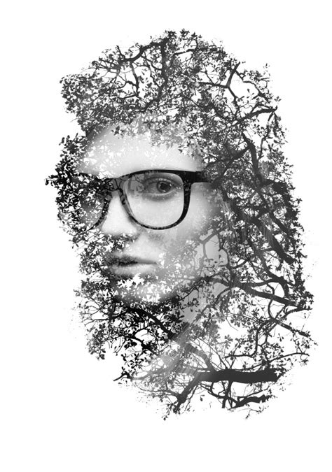 double exposure photoshop tutorial pdf double exposure style in photoshop