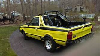 Subaru Rat 1982 Subaru Brat For Sale