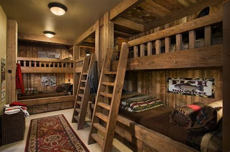 bunk bed rooms 20 cool bunk beds that offer us the gift of style