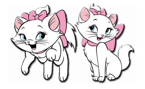 imágenes de kitty la gatita dibujos de la gatita marie de disney