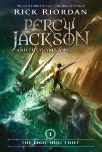 Lightning Thief The Lightning Thief Percy Jackson And The Olympians Book