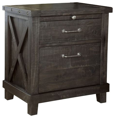 60 Dining Room Table by Yosemite Solid Wood Nightstand In Cafe Nightstands And