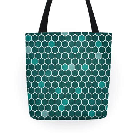 hexagon tote bag pattern hexagon pattern tote bag human