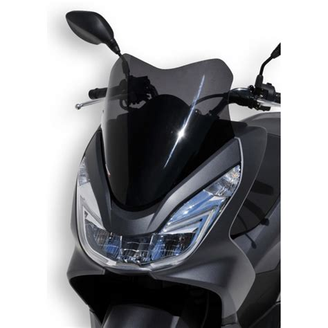 Pcx 2018 Windshield by Ermax Sport Windshield Pcx 125 150 2014 2018 Without Abs