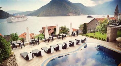 best hotels montenegro top kotor bay hotels