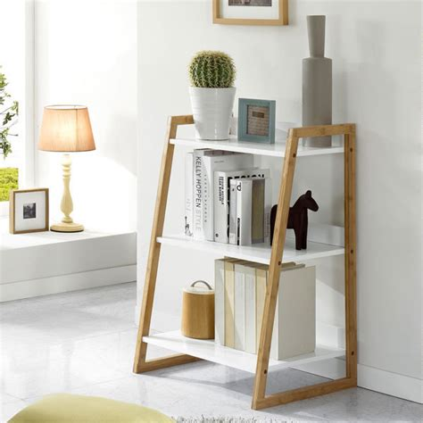 slanted bookshelf ikea charming target leaning shelf