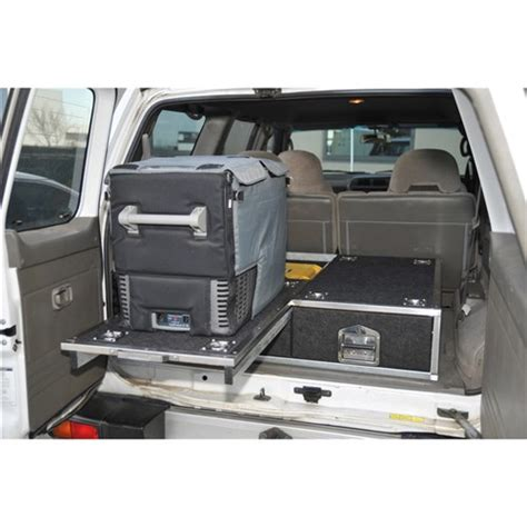 vehicle drawer system 2 drawer vehicle storage 46